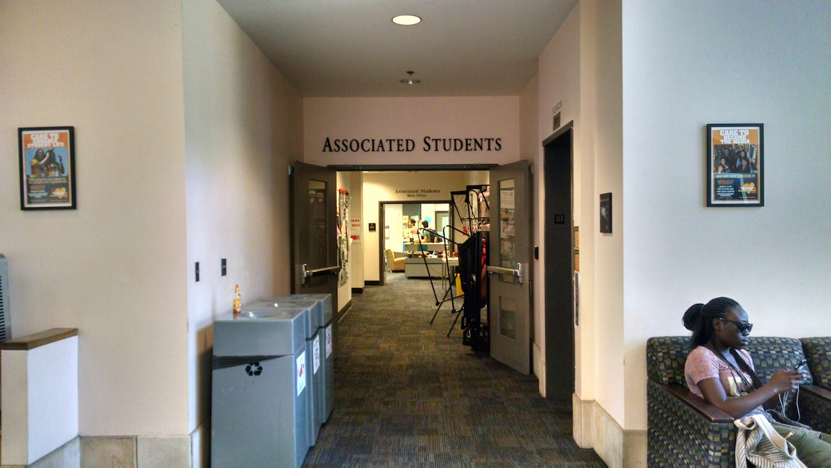 Associated Students Main Office